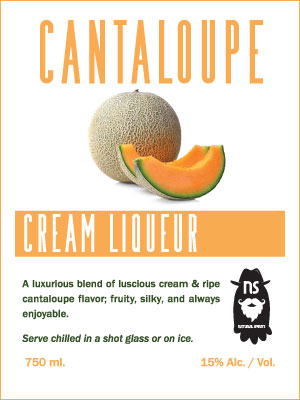 Cantaloupe-Cream-label