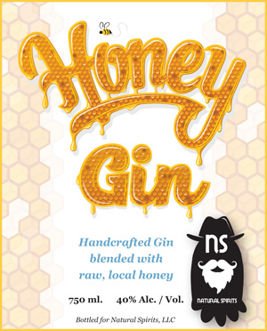 Honey Gin